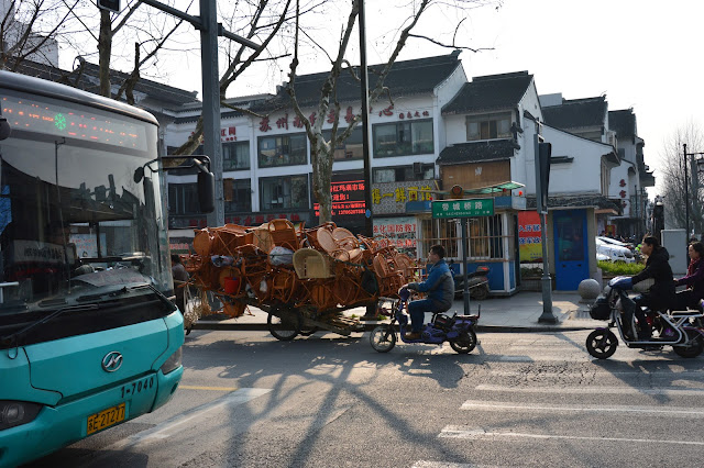 Transport à Suzhou