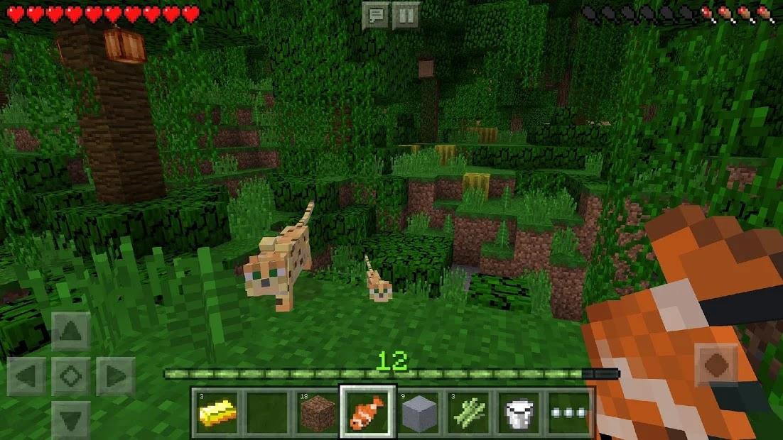 minecraft pocket edition full version free