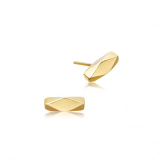 Astley Clarke Prismic Stud Jewellery Blog What is Gold Vermeil