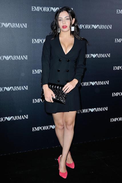 Charli XCX at Emporio Armani Show – Paris Fashion Week