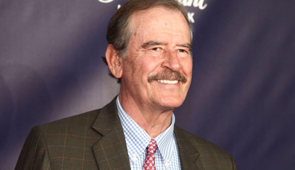 Mas de 1 millón de pesos mensuales costara al pueblo Mexicano la seguridad de Vicente Fox
