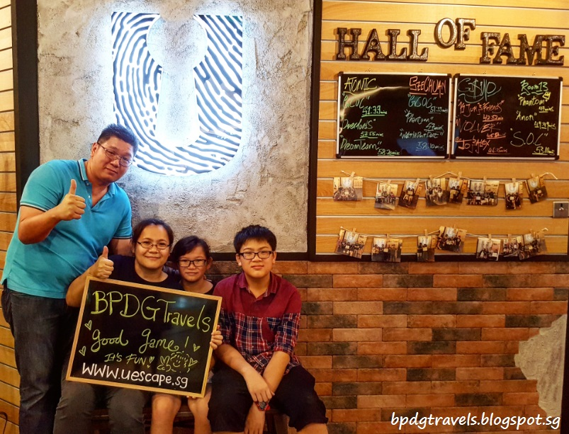 Escape Room Plaza Singapura