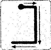 Иврит алфавит: Печатные Прописи. (נ,ס). Раскраски