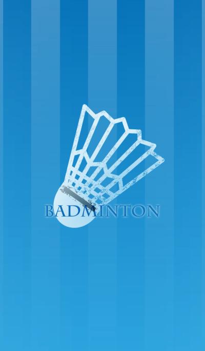 Badminton Theme -simple-
