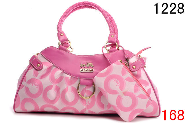 Pearly Pink Loves...: Bags in Pink..!!!