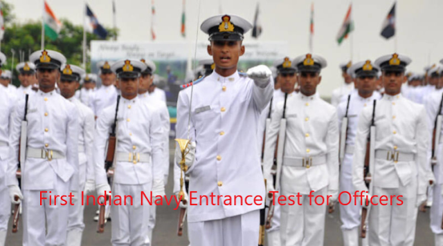 First+Indian+Navy+Entrance+Test+for+Officers