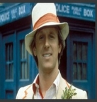 Peter Davison fifth Dr. Who