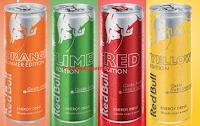 Logo Red Bull Edition: per te in regalo buoni spesa da 3 euro