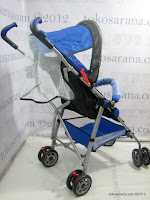 4 Polo Signature Buggy Baby Stroller