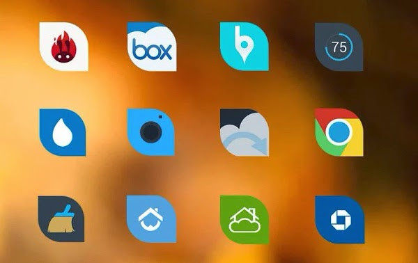 30 Android High Quality App Icon Sets Free