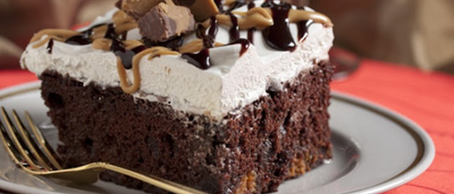 recipes using chocolate cake mix and peanut butter