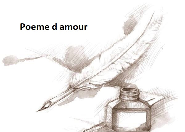 Poeme d amour photo