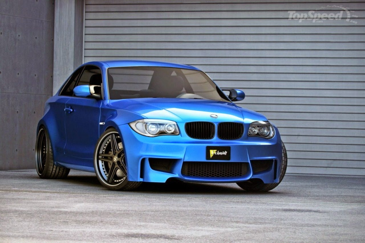 2015 BMW 1 Series M Coupe Wallpapers - BMWalls