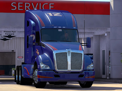 Download Free American Truck Simulator 2015 Game