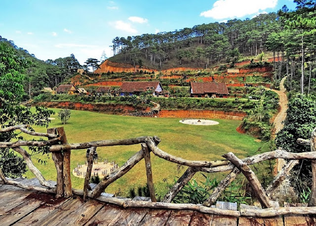 "Cu Lan Village - The Fairly Land In ""Poetic"" Dalat 1"