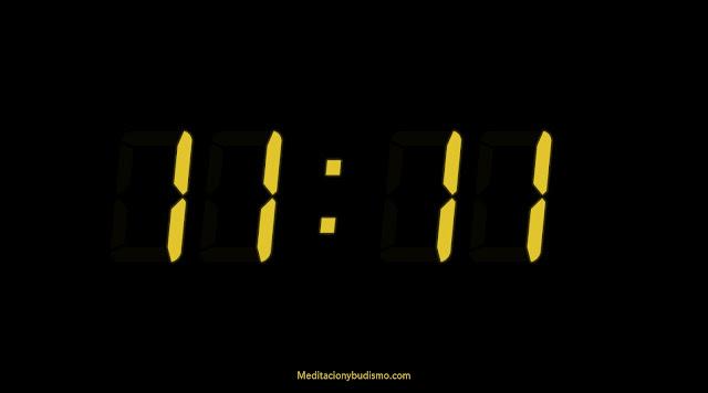 ¿Qué sucede a las 11:11?