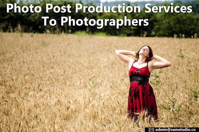 Image Post Processing Services