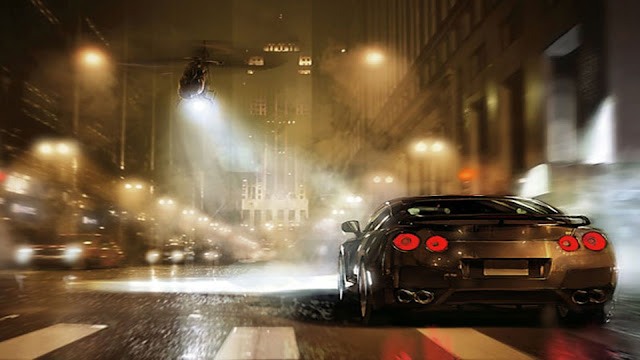 Need For Speed : The Run 2011