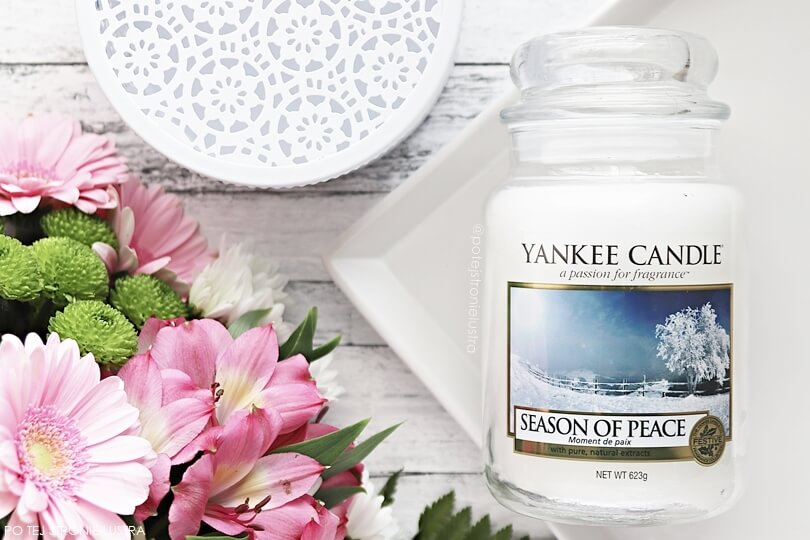 season of peace yankee candle