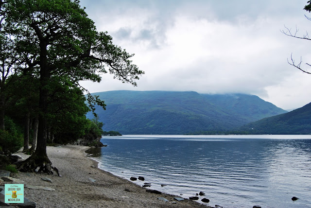 West Highland Way - Loch Lommond, Escocia