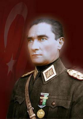 Mustafa Kemal Atatürk,l'albanese diventato il padre della Turchia moderna