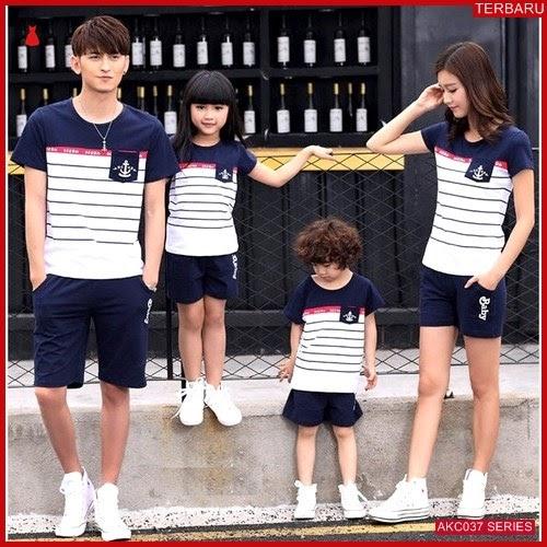 AKC037K146 Kaos Couple Anak 037K146 Keluarga BMGShop