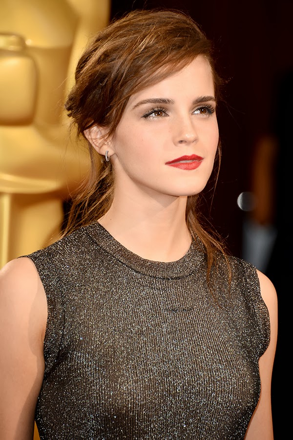 Red Carpet Dresses: Emma Watson - Academy Awards 2014