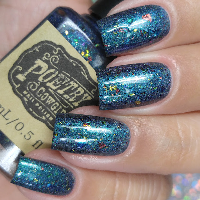 Poetry Cowgirl Nail Polish - The Power of Paint