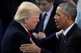 How Obama Is Scheming To Sabotage Trump's Presidency