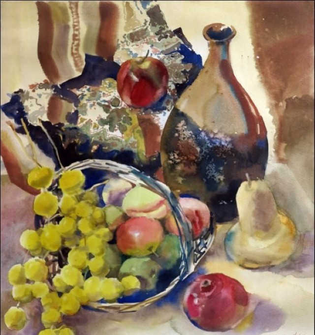 Современное искусство Израиля. Борис Хенкин 12