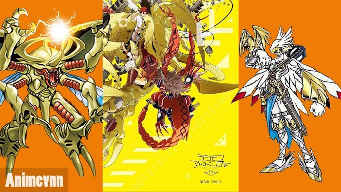 Ảnh trong phim Digimon Adventure tri 3: Kokuhaku 1