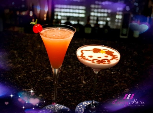keio plaza hello kitty dream stay polestar cocktails