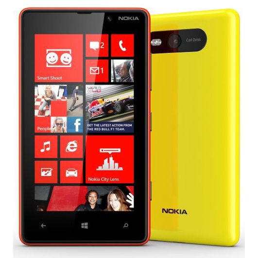 Nokia Lumia 820 receives Windows Phone 8.1 with Lumia Cyan