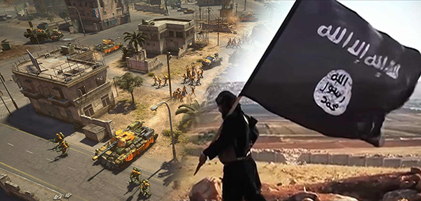 """تعرف على لعبة الفيديو التي تنبأت بظهور """"داعش"""" قبل 10 سنوات !"""