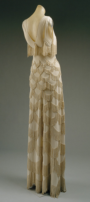 f77af327d0e Vionnet on display at the Met. They probably won t let me borrow this.