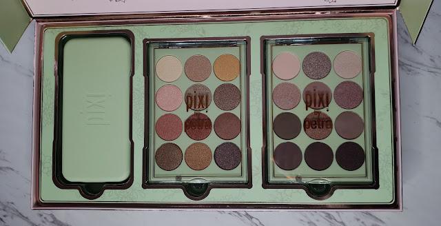 Review: Pixi Eye Reflections Palettes