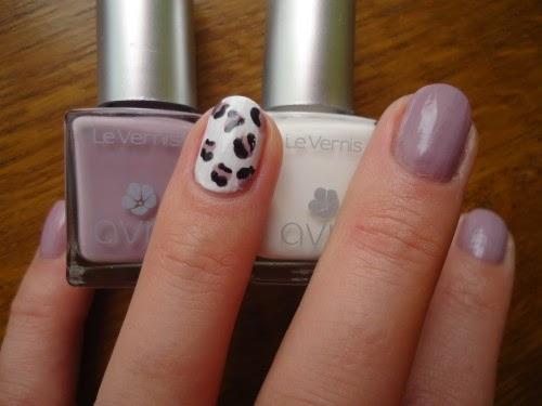 [Nail Art] Mes ongles panthèrisés