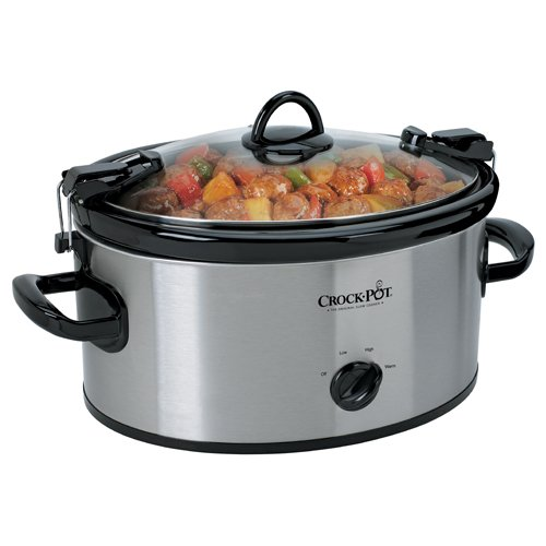The crock pot that I use in the blog post.
