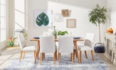 The Idea of Installing a Rugs In the Dining Room