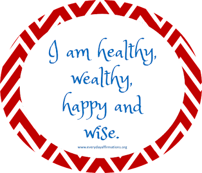 Daily Affirmations 1 March 2016