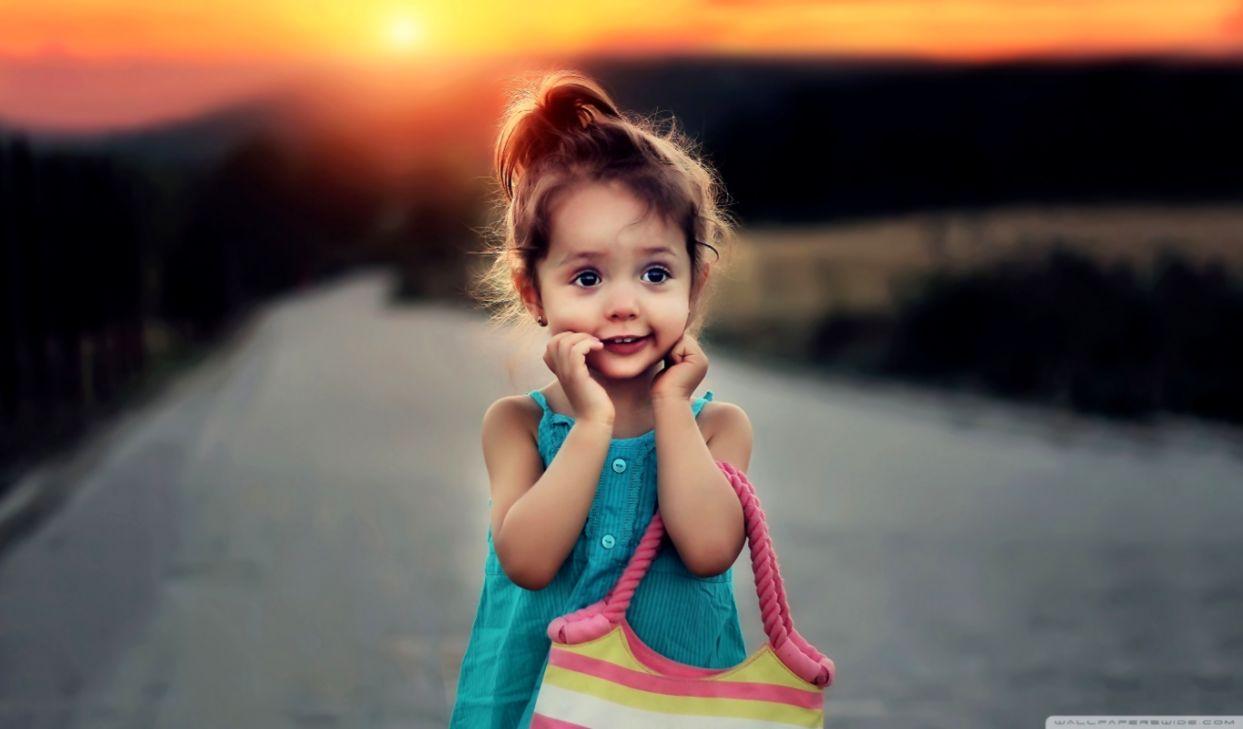Little Girl Wallpaper - sermegans ...