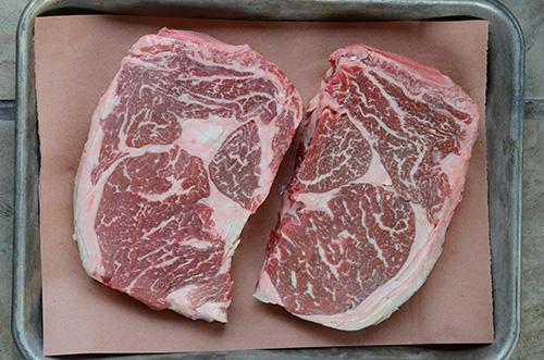 Prime ribeye, grilled steak, CAB prime steak, Food City