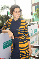 Taapsee Pannu looks super cute at United colors of Benetton standalone store launch at Banjara Hills ~  Exclusive Celebrities Galleries 036.JPG