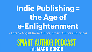 "image reads:  ""Indie Publishing = the age of e-Enlightenment"""