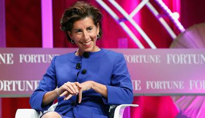 fortune, world's greatest female leaders, women leaders, women of the world, feminism, feminist women, women 2016, Gina Raimondo, Rhode Island