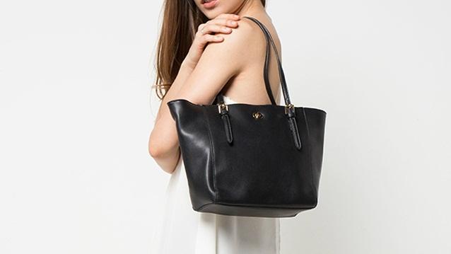 Berbagai Desain Tote Bag Warna Hitam Elegan
