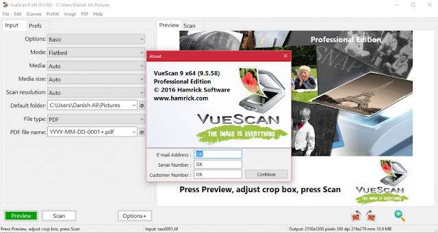 vuescan crack free download without watermark