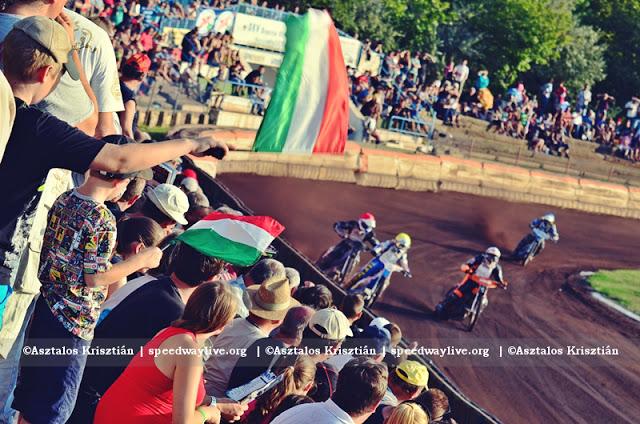A szezon utolsó versenye Debrecenben