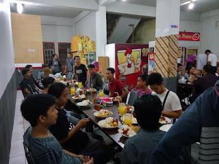 Buka bersama blogger banua 2016