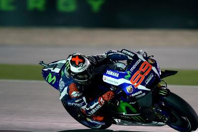Lorenzo Raih Pole GP Qatar, Rossi Kelima
